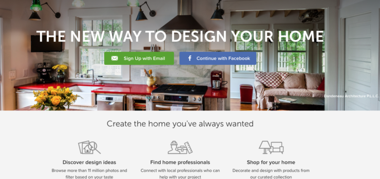 Three Important Marketing Tips for Houzz